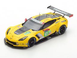 Chevrolet Corvette C7R #64 Le Mans 2015 Winner | Model Racing Cars