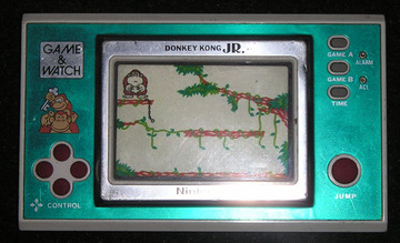 Donkey Kong Jr. (Game and Watch) | Video Game Consoles