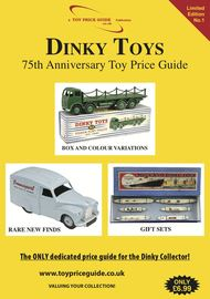 Dinky Toys 75th Anniversary Toy Price Guide | Books