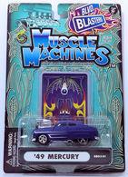 '49 Mercury | Model Cars | MM 2003 - Blvd. Blasters BB03-01 - '49 Mercury - Matte Purple
