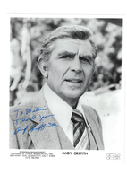 Andy Griffith {Andy Griffith Show} Autograph | Posters & Prints