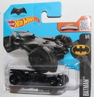 Batmobile (Batman v Superman Dawn of Justice) | Model Cars | 2016 Hot Wheels Batmobile        