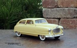 1949 Nash Airflyte Ambassador 2dr Brougham Sedan | Model Cars | photo: JCarnutz