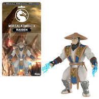 Raiden | Action Figures