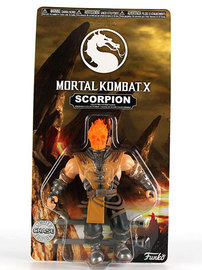 Scorpion (Flaming Head) | Action Figures