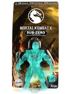 Sub-Zero (Frozen) | Action Figures