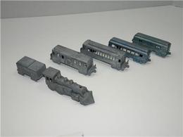 6 Piece Passenger Train Set | Model Train Sets