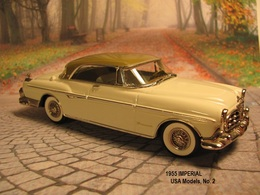 1955 Imperial Newport Hardtop | Model Cars | photo by David H