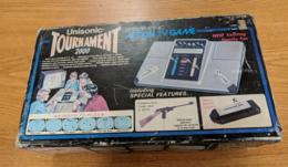 Unisonic Tournament    Video Game Consoles
