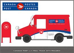 Canada post llv delivery vehicle with mail box model trucks c0e29511 bd78 4063 89d6 2af256853de4 medium