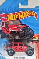 '17 Jeep Wrangler | Model Cars