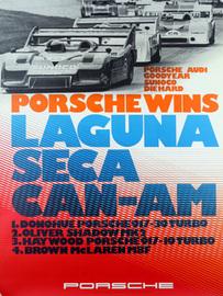 1973 Laguna Seca Can-Am | Posters & Prints