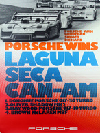 1973 Laguna Seca Can-Am | Posters & Prints