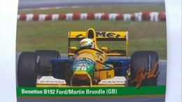 Grid formula 1 1992 %252319   benetton %2528brundle%2529 sports cards %2528individual%2529 66684b2f 3740 43c1 96b9 9e4240e95285 medium