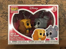 Lady and the tramp %25282 pack%2529 keychains e038d814 7628 4456 b0cb bce327f384ca medium