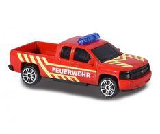 Chevrolet Silverado Fire Dept   Model Trucks