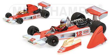 McLaren Ford M23 - Jochen Mass - South African Grand Prix 1976   Model Racing Cars