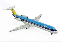 TAT European Airlines (leased): Fokker 100 (F28-0100) | Model Aircraft