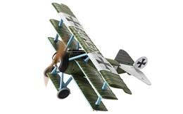 Fokker DR.1 Triplane 213/17 'K', Lt. Friedrich 'Fritz' Kempf, Jasta 2 | Model Aircraft