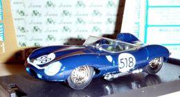 Brumm mille miglia jaguar d type model cars 071674cf 558a 400b b699 e3e32375f5f6 medium