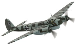 Junkers Ju-88C-6 F8+BX, 13./KG40, Battle over the Biscay | Model Aircraft