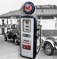 Pure Firebird Super Racing Model 39 Tokheim Gas Pump | Gas/Petrol Pumps
