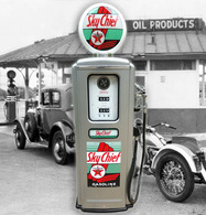 Texaco Sky Chief Gas Pump | Gas/Petrol Pumps