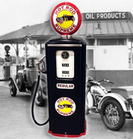 Hot Rod Supreme 39 Tokheim Gas Pump | Gas/Petrol Pumps