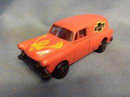 Ambulance (Chevrolet)   Model Trucks