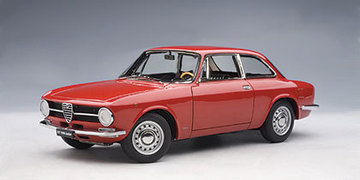 1972 Alfa Romeo Giulia 1.3/1.6 GT Junior | Model Cars
