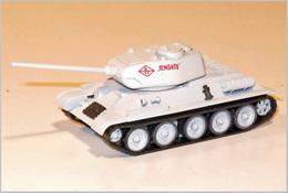 T34-85 Soviet Battle Tank   Model Military Tank & Armored Vehicle Kits