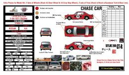 1971 Nissan Skyline GT-R | Model Racing Car Kits