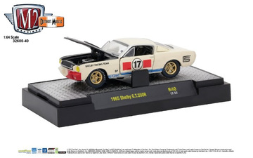 1965 Shelby GT350R | Model Racing Cars