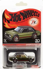 Datsun Bluebird 510 | Model Cars | Hot Wheels RLC Membership Datsun Bluebird 510