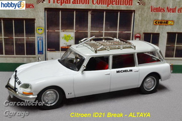 Citroen ID21 Break | Model Cars