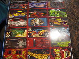 Hot Wheels 2006 Calendar | Whatever Else