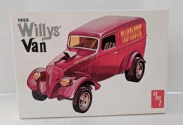 Willys Van | Model Car Kits