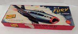 FJ-2 Fury Jet Fighter | Model Aircraft Kits