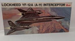 Lockheed Yf-12A (A-11) Interceptor | Model Aircraft Kits