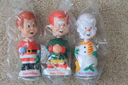 Freddy Christmas Trio (Santa, Elf, Snowman) | Vinyl Art Toys Sets