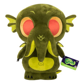 Cthulhu (Dark Green) | Plush Toys