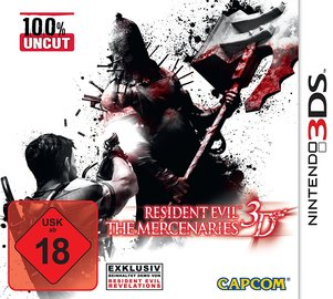 Resident Evil: The Mercenaries 3D | Video Games