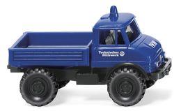 Mercedes- Benz Unimog U406 | Model Trucks