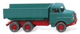 MAN Dump Truck | Model Trucks