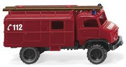 Mercedes-Benz Unimog S Fire Engine | Model Trucks