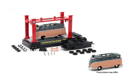 1959 VW Microbus Deluxe USA Model | Model Truck Kits