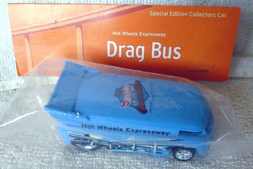 Drag Bus | Model Trucks