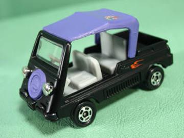 Honda Vamos | Model Cars