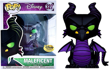 Maleficent (Dragon) | Vinyl Art Toys