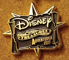 Adventurer 2017 | Pins & Badges
